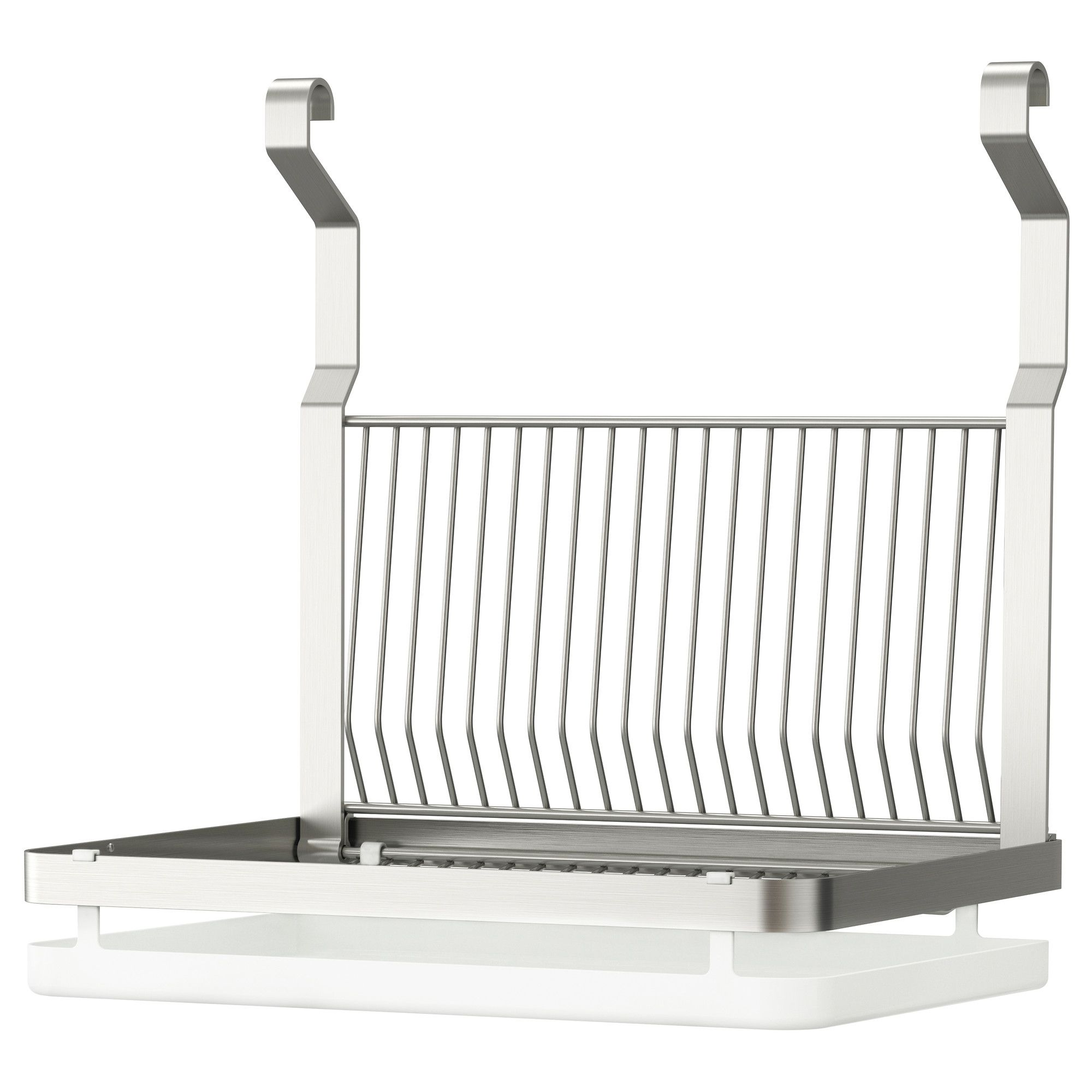 Us Furniture And Home Furnishings Dish Drainers Dish Rack Drying Kitchen Wall Storage