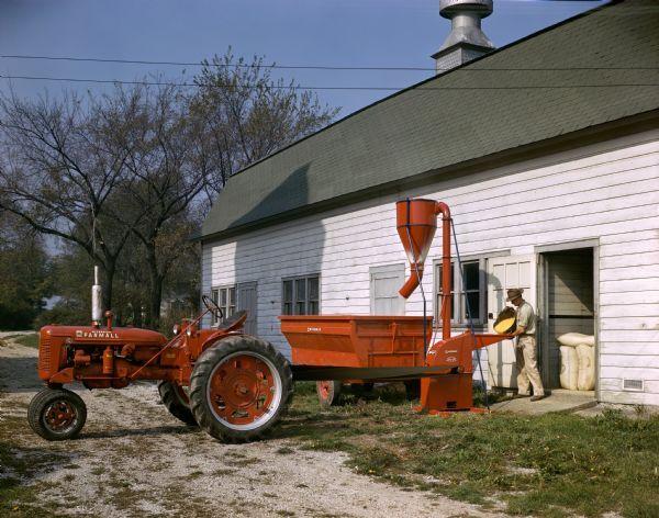 Farm Machinery Belts : Belt driven corn grinder vintage farm equipment pinterest tractor farming and ih