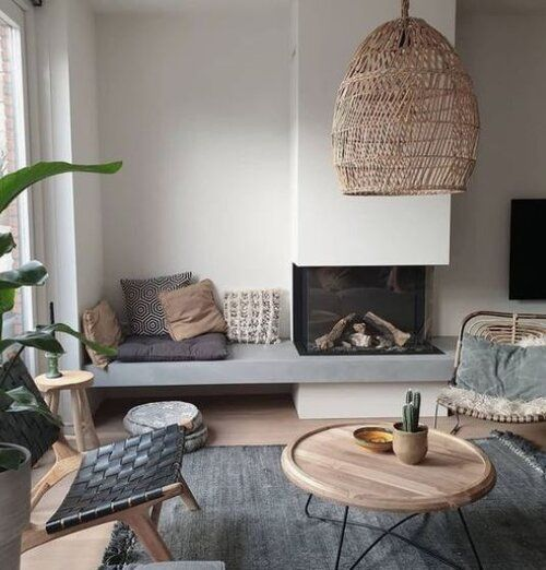Photo of Renovation Diary: Our Living Room and Fireplace Revamp Malmo & Moss