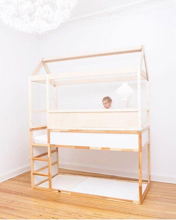 Photo of IKEA KURA Hacks für dein Kinderzimmer
