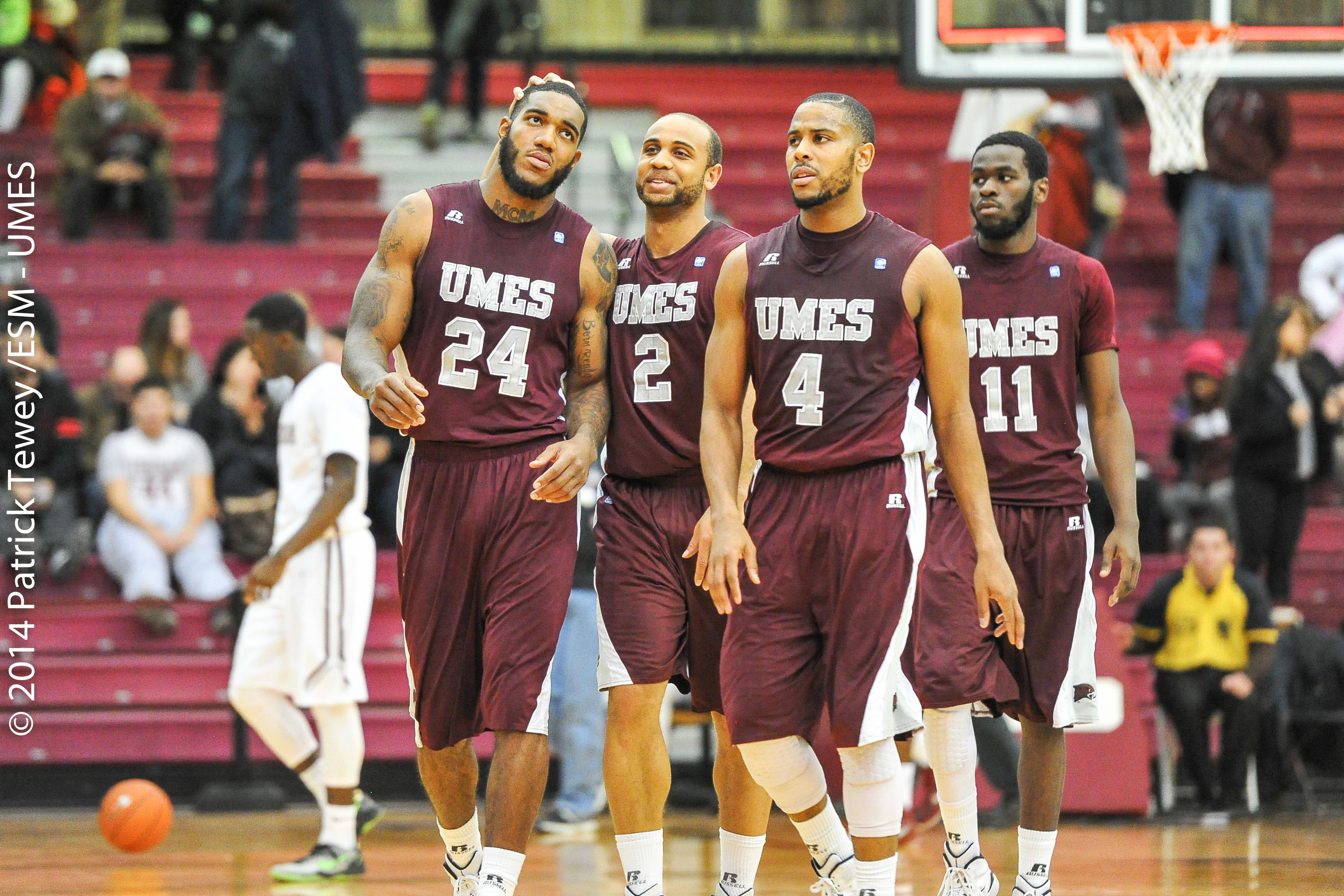 The UMES Basketball team is part of The MidEastern
