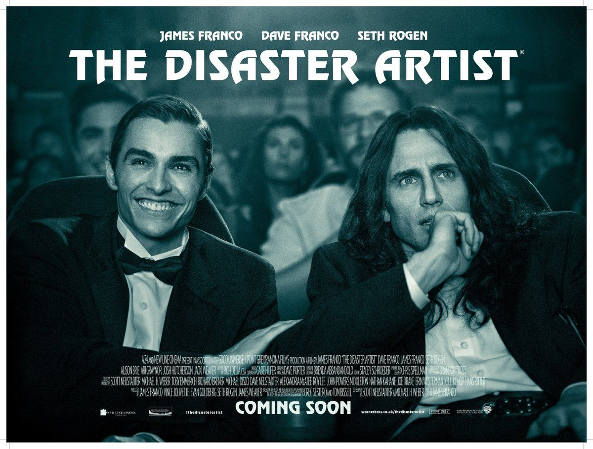 Aaron Neuwirth Reviews The Disaster Artist A Film Based On The True Story Of The Making Of The Room One Of The The Artist Movie Free Movies Online Hd Movies