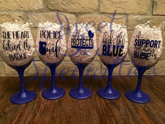 Blue Alphabet Initial Letter Wine Glass Charms Wedding Birthday Party Christmas