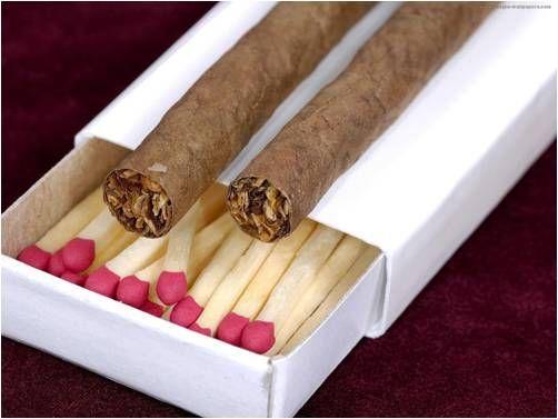 Indispensables para encender un puro