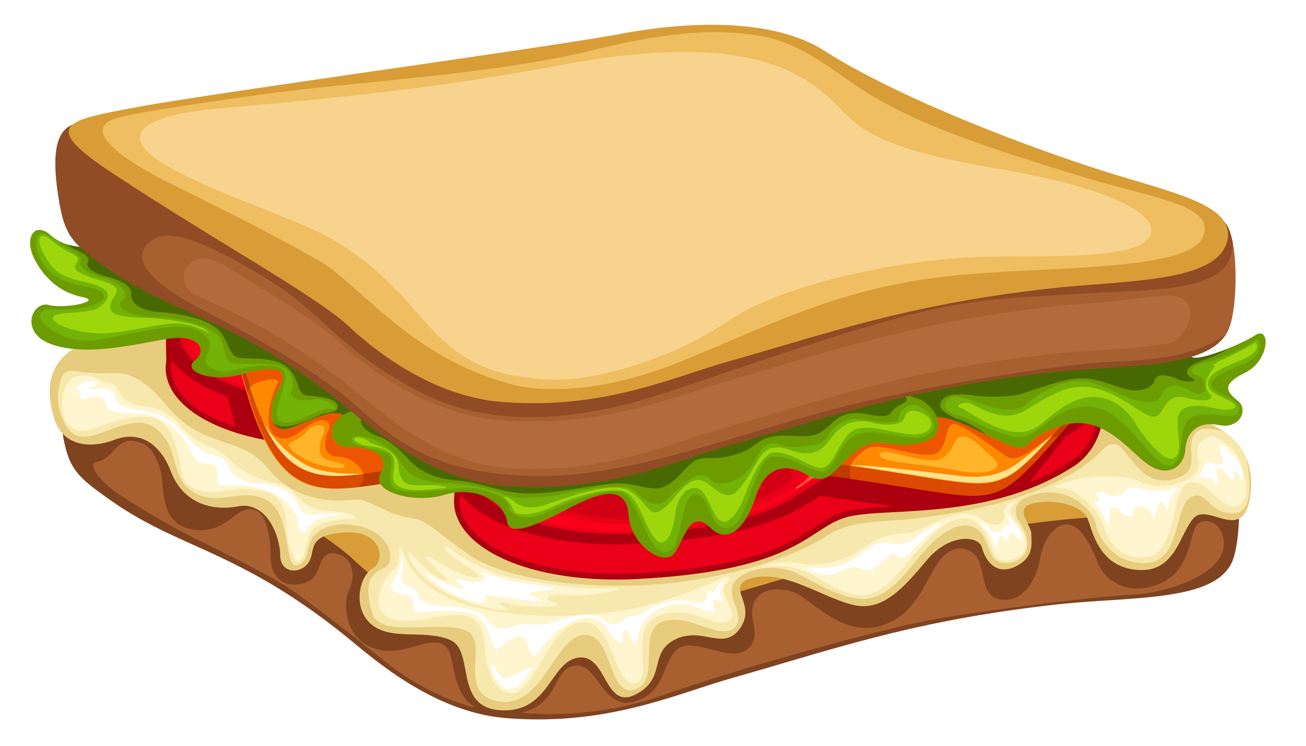Sandwich clipart Clipground in 2020 Food png, Image