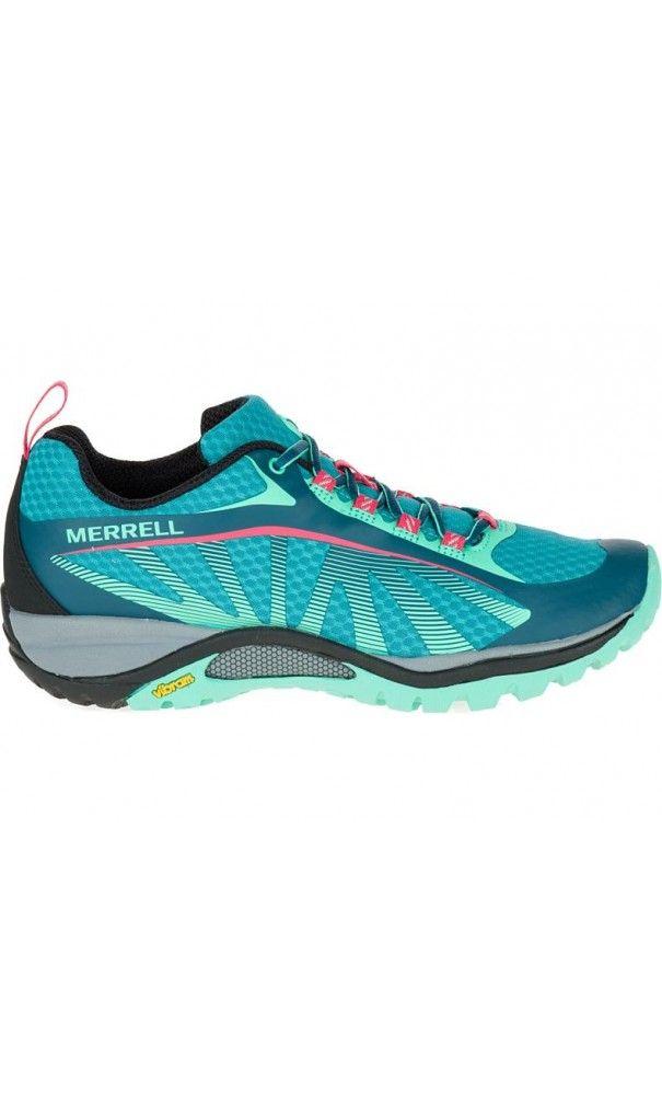 Merrel Siren Edge Shoes Blue #ss16 #hiking #adventure