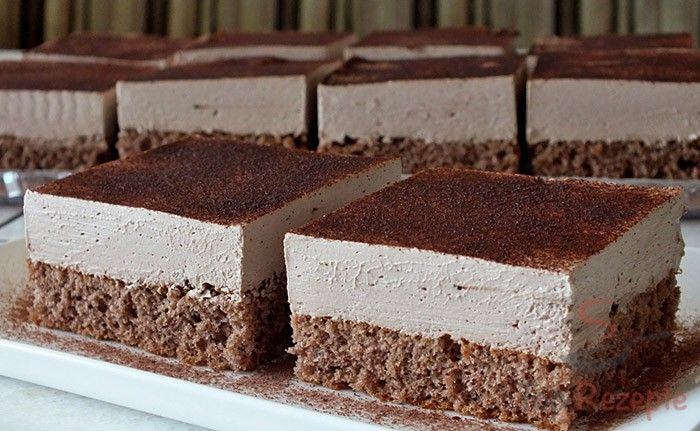 schoko creme kuchen rezept kuchen pinterest kuchen blechkuchen und schoko. Black Bedroom Furniture Sets. Home Design Ideas