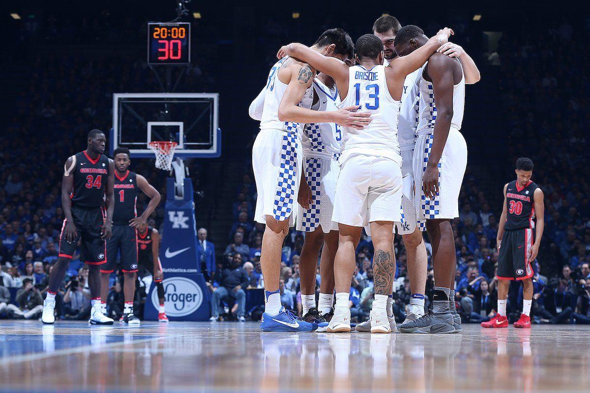 Big game vs. Florida tomorrow Kentucky basketball