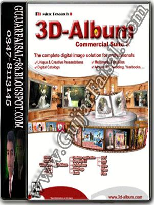 3d Album Commercial Suite 3 3 Free Download With Serial Key Full