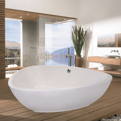 Best Material For Freestanding Tub | Home Design Plan
