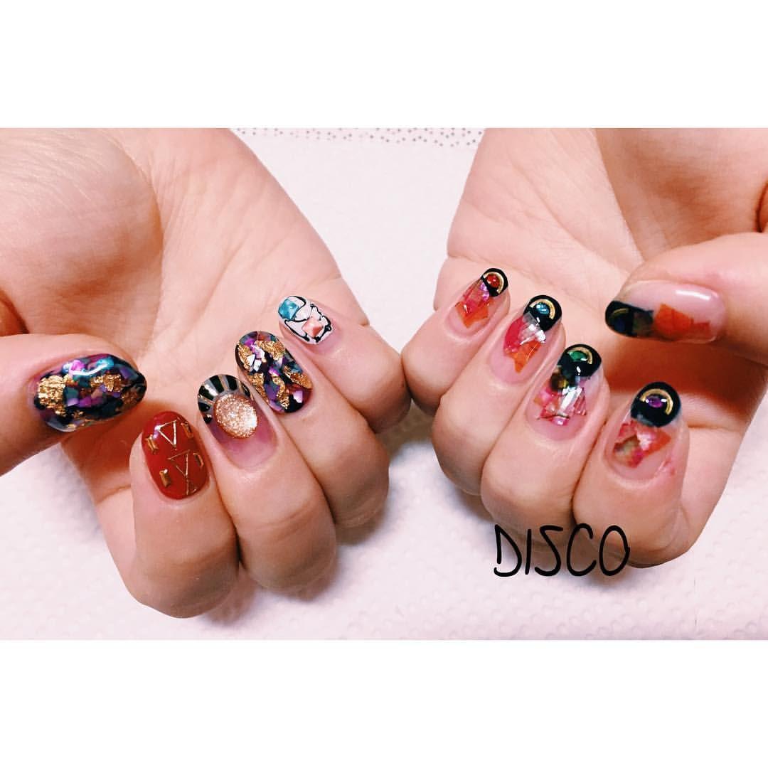 Instagram 上的 DISCO:「 Nail by @nagisakaneko disco disconail @disco_tokyo