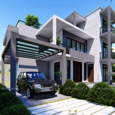 House Plan Sri lanka Nara Engineering