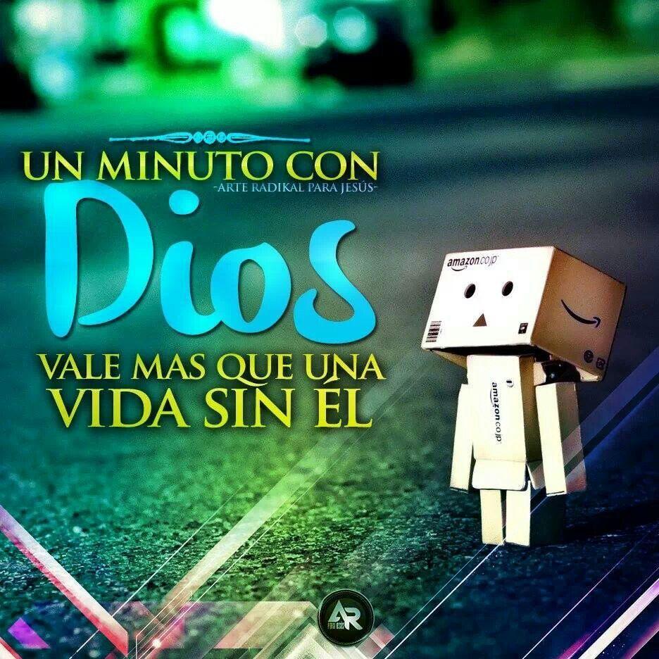Un minuto con Dios
