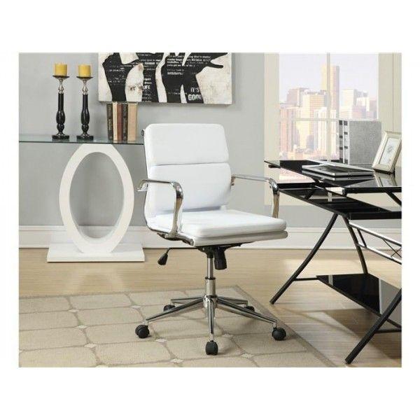 sillón confidente soft pad blanca | Tiendas On