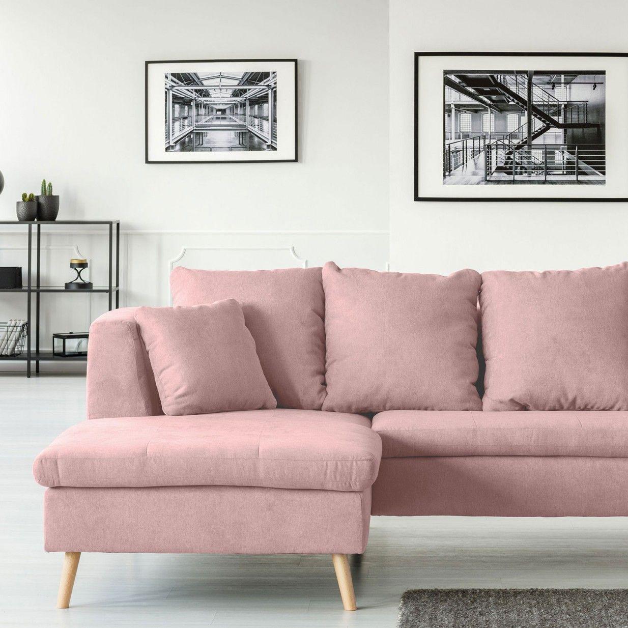Linkes Newport Sofa Rosa Cosmopolitan Design Decoracao De