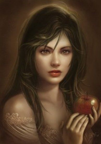 This Is Me Drawn I Have Golden Eyes And Brown Hair With