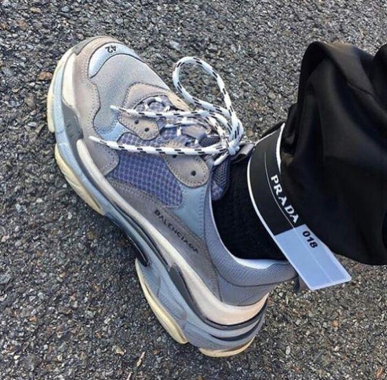 Sneakers, Balenciaga shoes, Sneakers