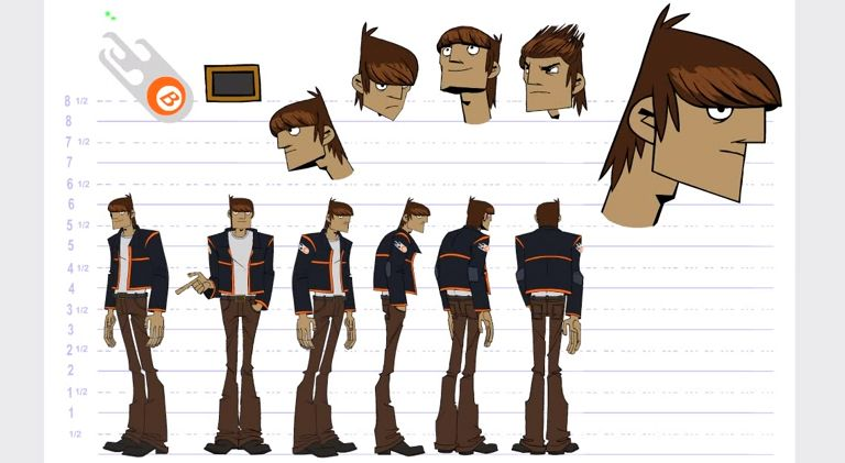 Character Design Description : Motorcity character google search design