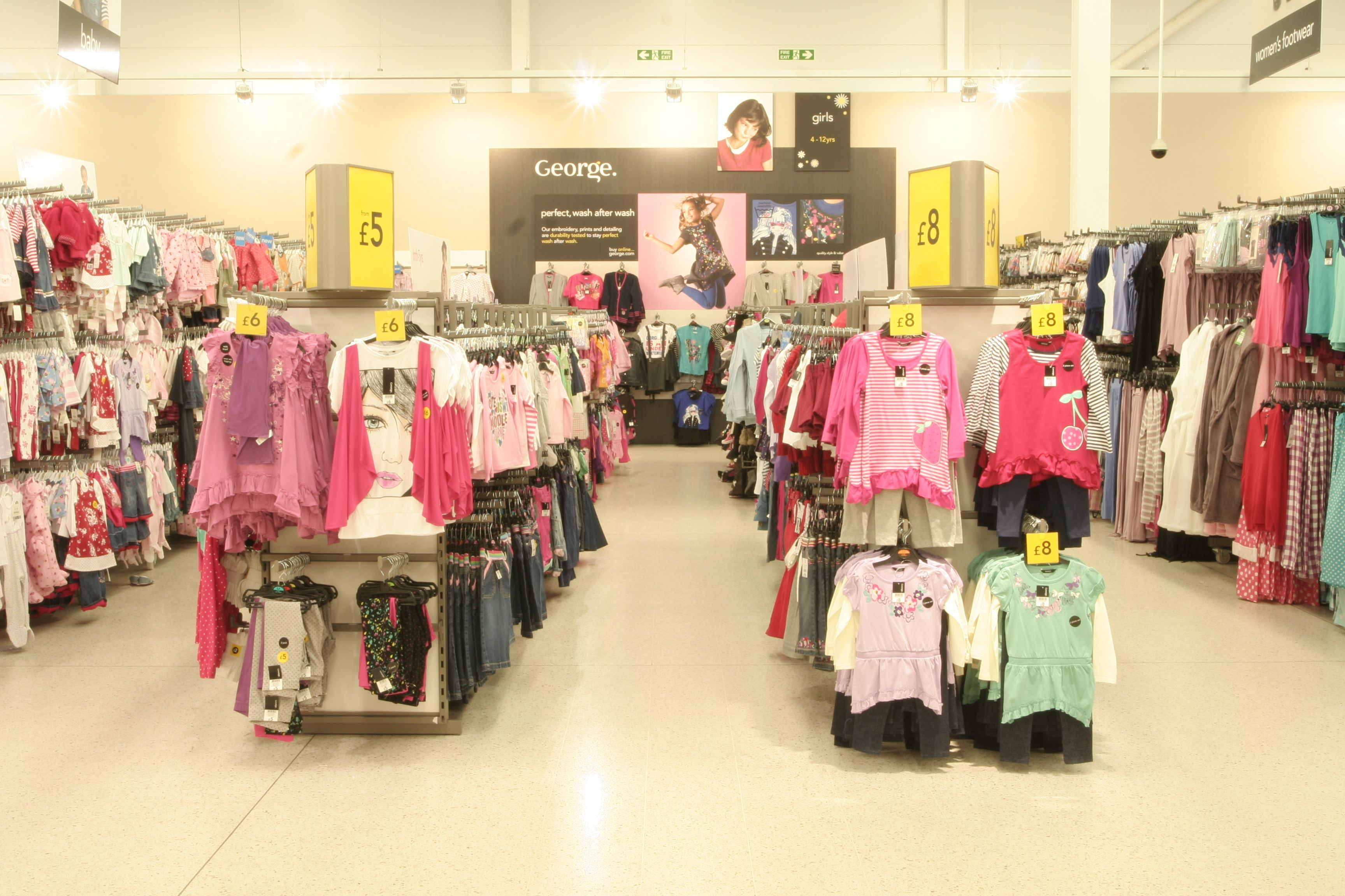 Abstract Avr Led Track Lighting In Asda George Fashion