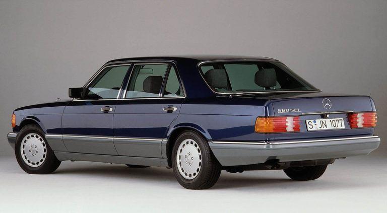 مرسيدس بنز 560 أس إي أل أس63 الثمانينات التي لا تقهر موقع ويلز Mercedes Benz Benz S Mercedes W126