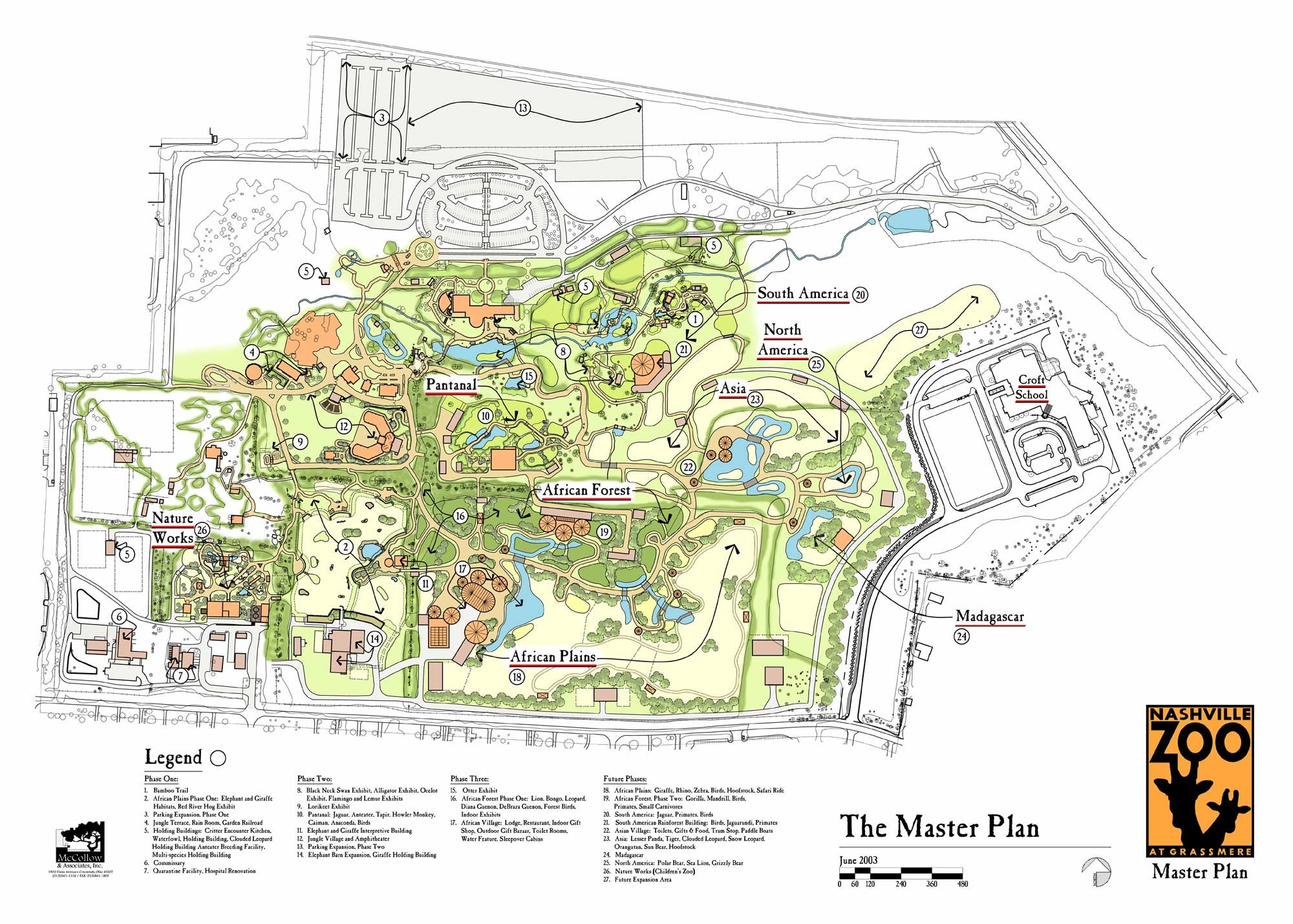 Omahas Henry Doorly Zoo African Grasslands by CLR Design ZOO