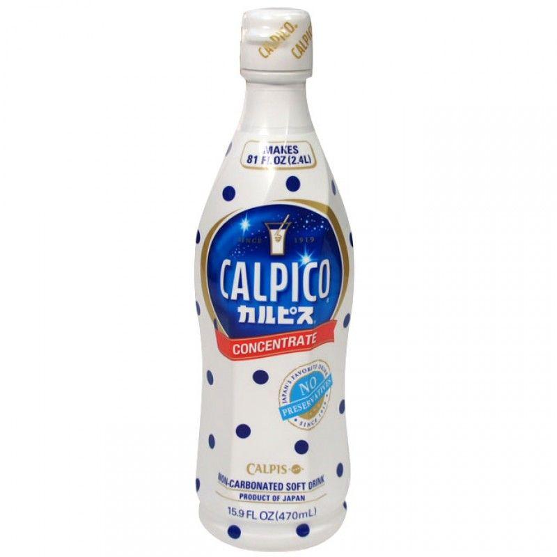 Calpico Concentrate 16.9 oz