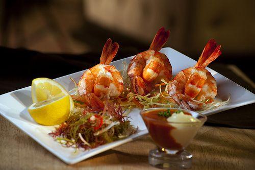 R Steak Seafood Las Vegas Elevates Dining Experience Thetoptier The