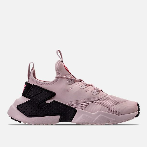 2ee2165aa2f77 Right view of Girls  Grade School Nike Huarache Drift Casual Shoes in  Barely Rose Coral Chalk White