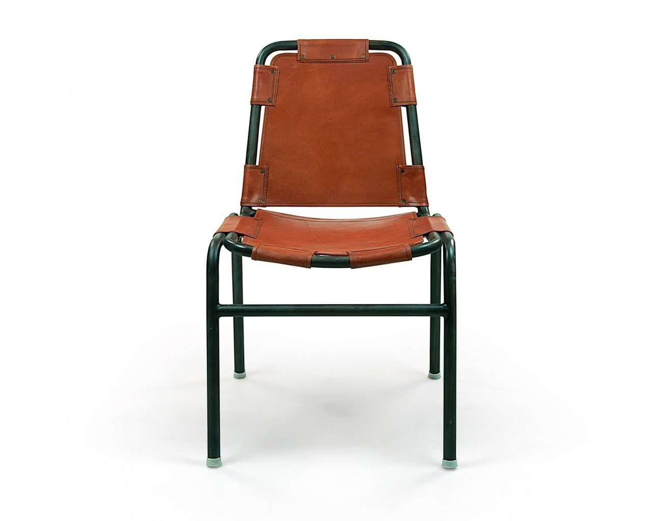 Carlton Orange Leather Dining Office Chair Chair Leather Dining