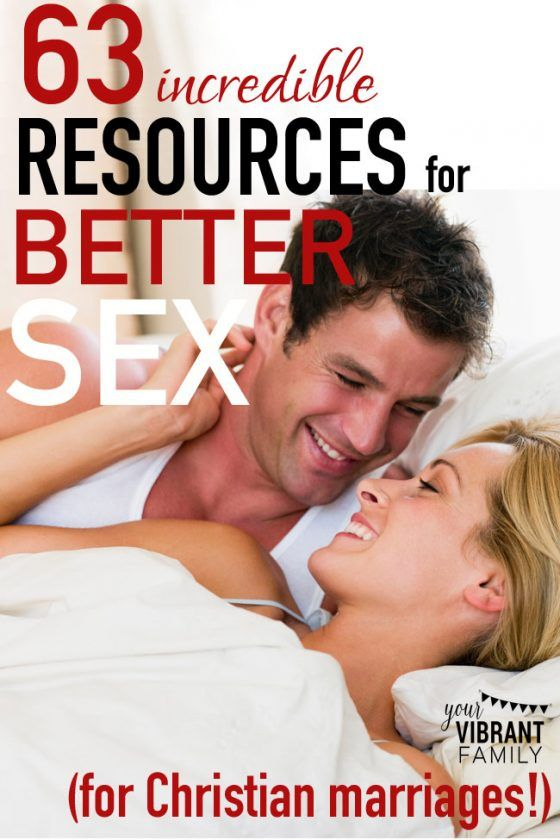 How to have better sex in marriage
