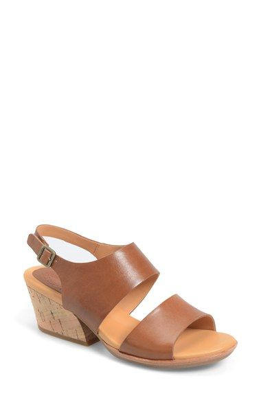 Kork-Ease®+'Patterson'+Sandal+(Women)+available+at+#Nordstrom