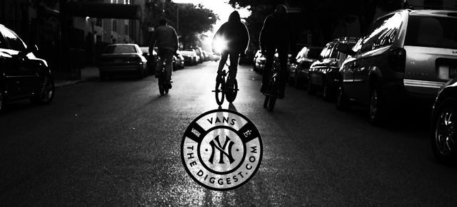 VANS x TheDiggest - NYC Trip
