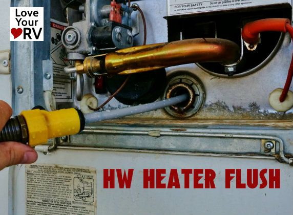My Yearly Rv Hot Water Heater Maintenance All About