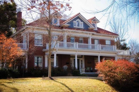 Grant Stebbins Built His Home At 1030 E 19th St