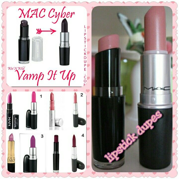 Lipstick dupes, makeup, lipsticks