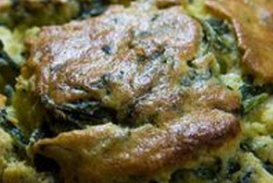 Ingredientes ½ Taza De Espinacas Yo Acelgas Cocidas Y