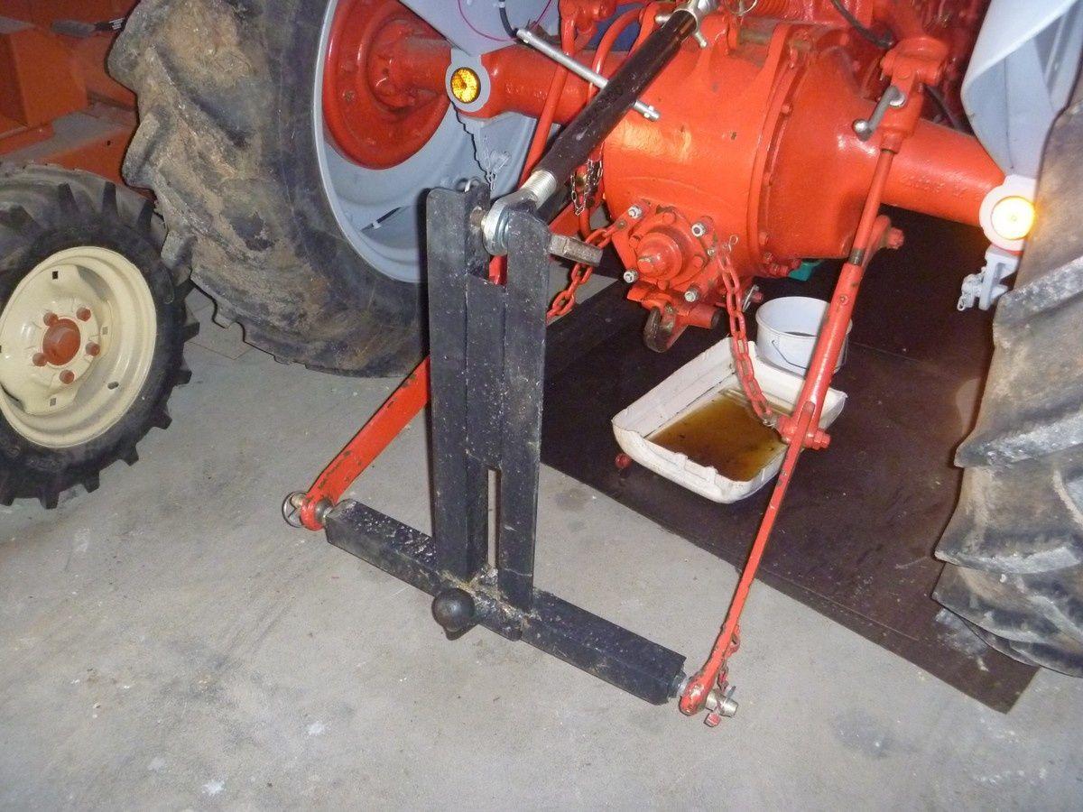restauration tracteur ferguson ff30 ds de 1958 tracteurs pinterest tracteurs attelage et. Black Bedroom Furniture Sets. Home Design Ideas