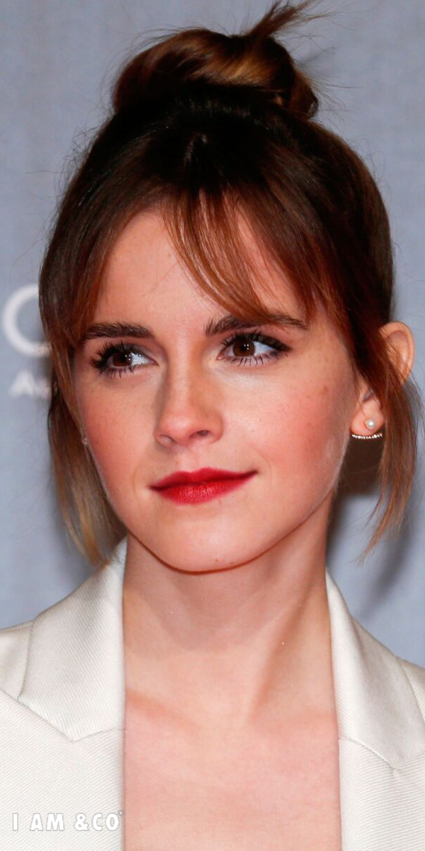 Wispy Bangs Inspo Thatll Make You Take The Plunge Wispy Fringe Wispy Bangst Ban Wispy Bangs Inspo Tha In 2020 Hairstyles With Bangs Emma Watson Hair Wispy Bangs