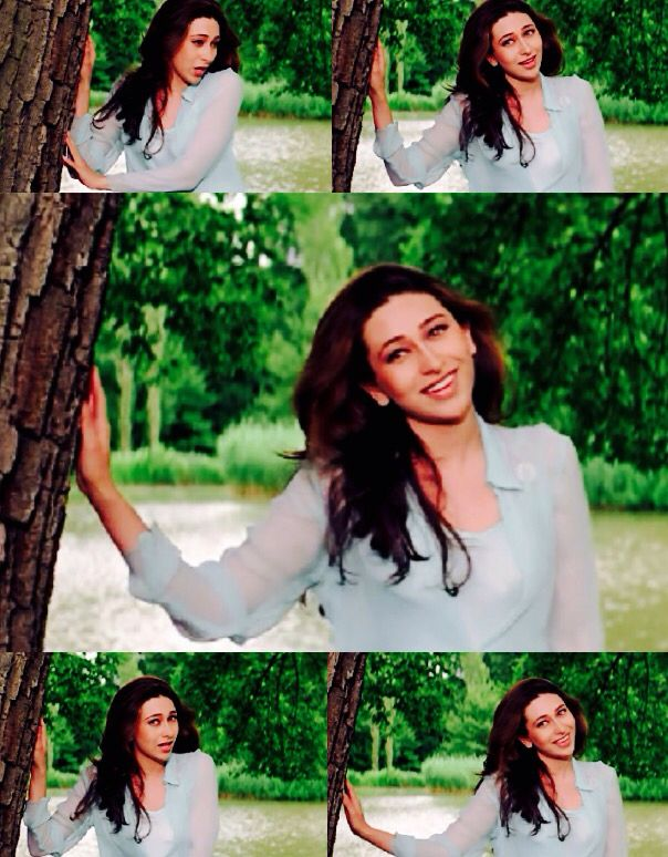 Karisma Kapoor  in Dil To Pagal Hai