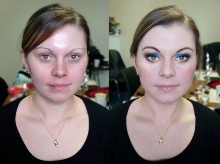 Find This Pin And More On Makeup Transformations By Bellashoot