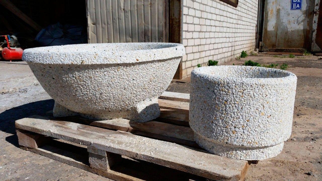 Как залить двор бетоном своими руками