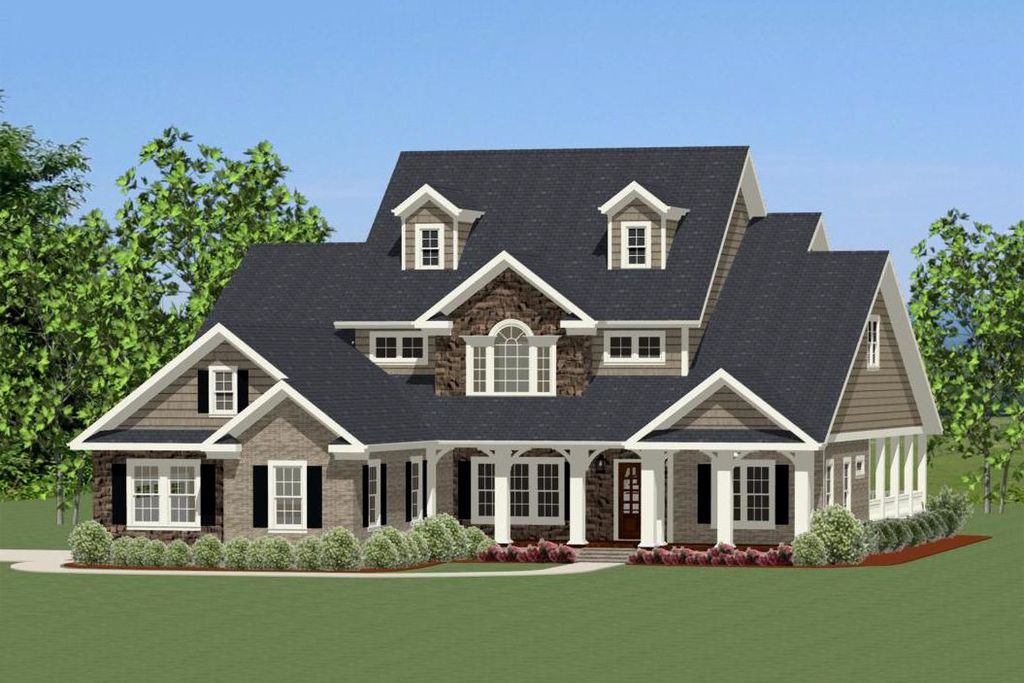 2015 howies best medium traditional house plan 898 29 for Traditional farmhouse plans