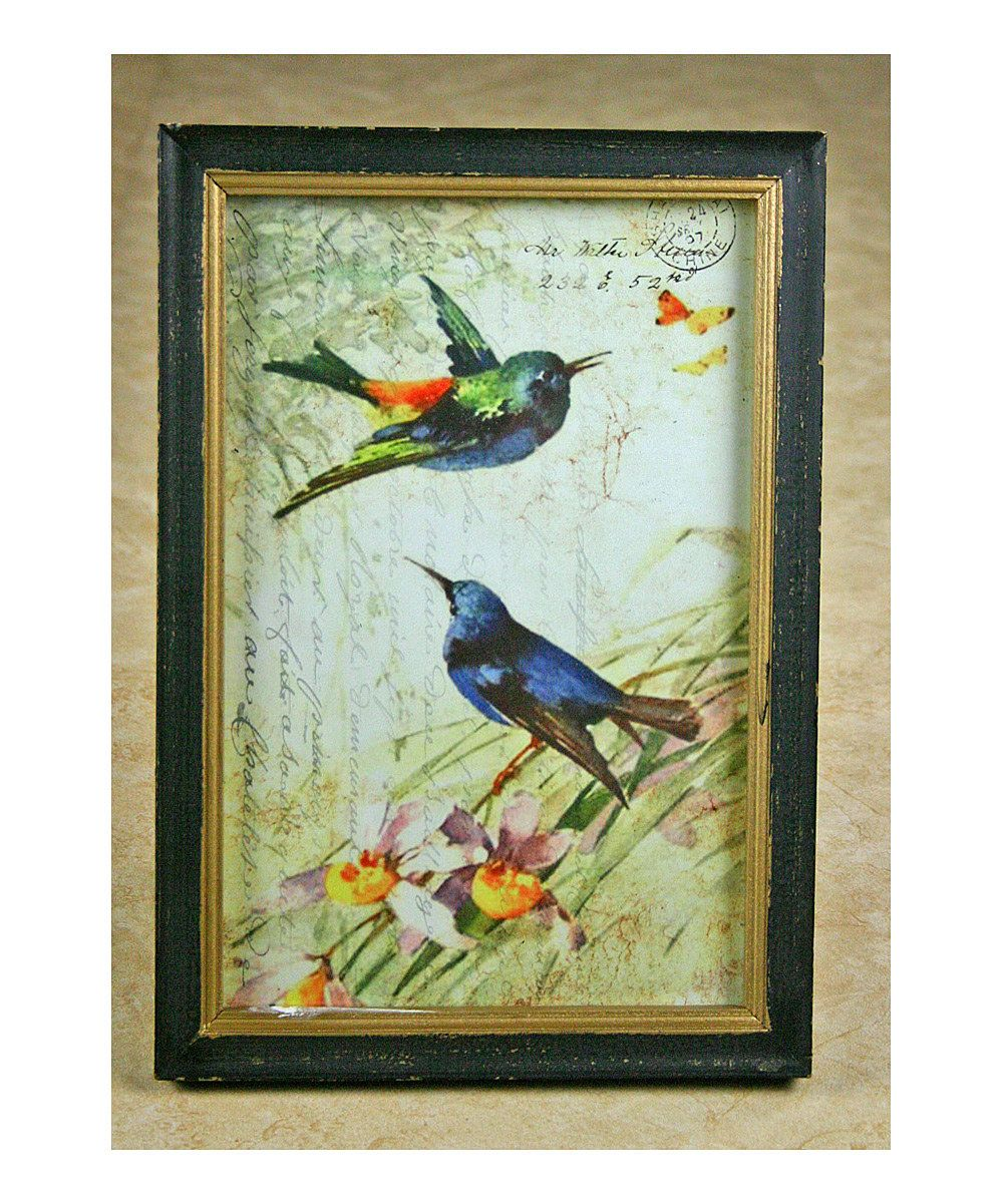 This flying bird wall art by galt international is perfect