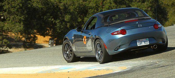 Nd Hardtop Track Tested At Mazda Raceway Laguna Seca Mx  Miata Forum