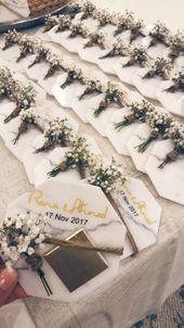Verteilungen Geburten Freuden Diy Wedding Favors Wedding Gifts For Guests Diy Graduation Gifts