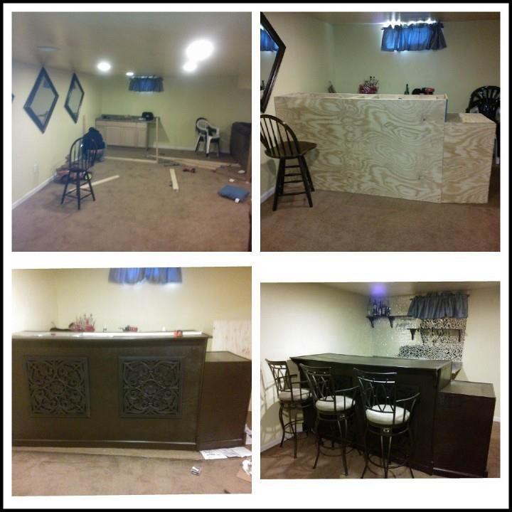Comment fabriquer un bar soi-même \u2013 Plan et guide avec les photos - construire un bar de cuisine