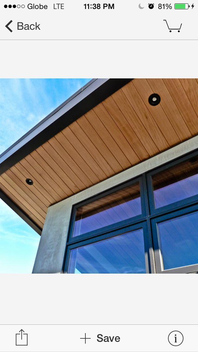 Best Wood Eaves Green Roof System Coastal Bedrooms Modern 400 x 300