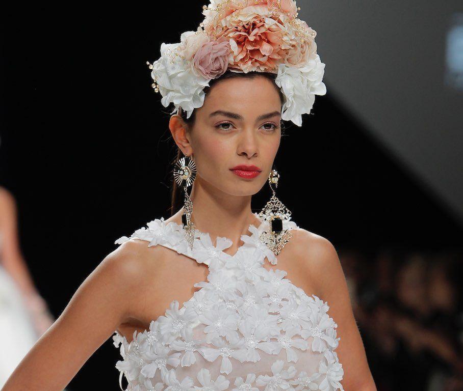 Isabel Sanchis desfilará en la Barcelona Bridal Fashion Week el 26 de abril