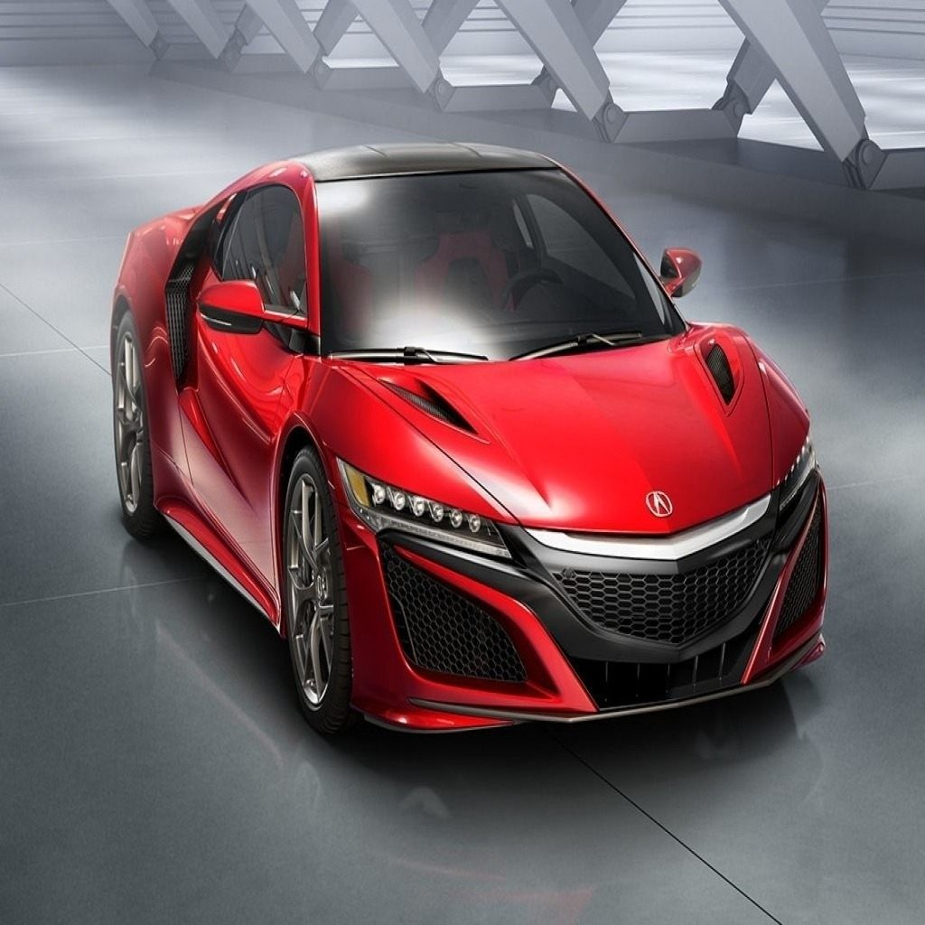 2019 Acura Nsx Top Speed Concept