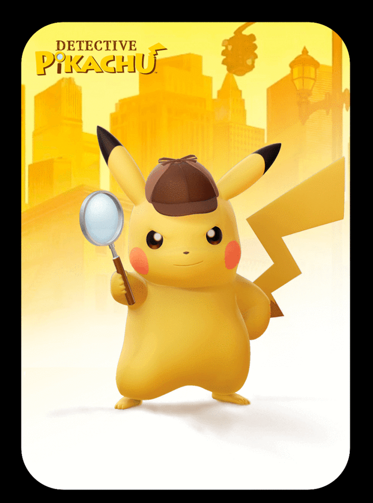 2cbe80558 oh yes, detective pikachu in card form too! amiibo cards for the switch,  3ds and wii u